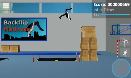 Backflip Madness v1.0.0 [ENG][Android] (2012)
