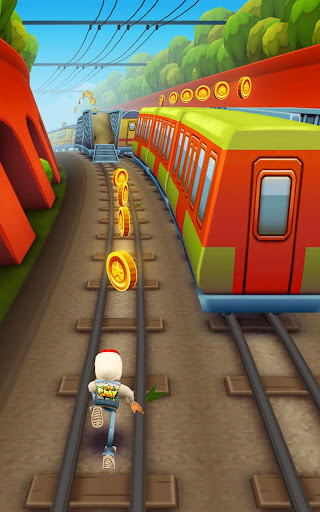 Subway Surfers на андроид - top-android.org