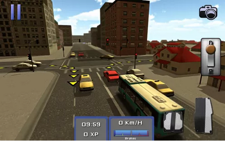Bus Simulator 3D для Android