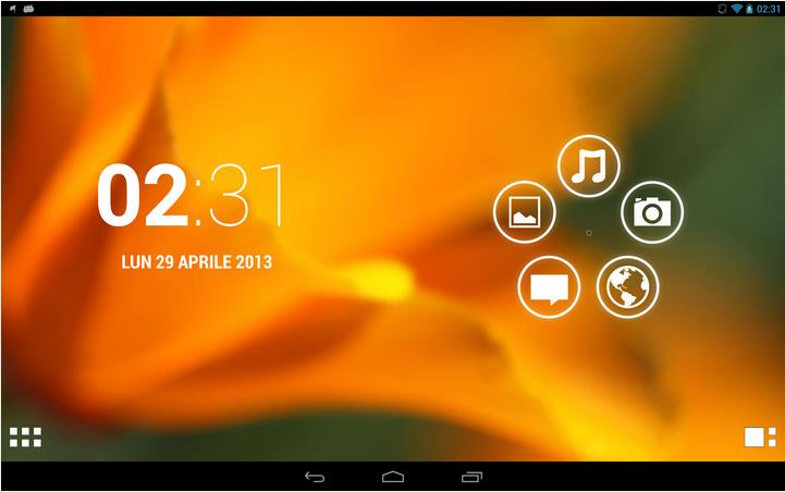 Smart Launcher Android
