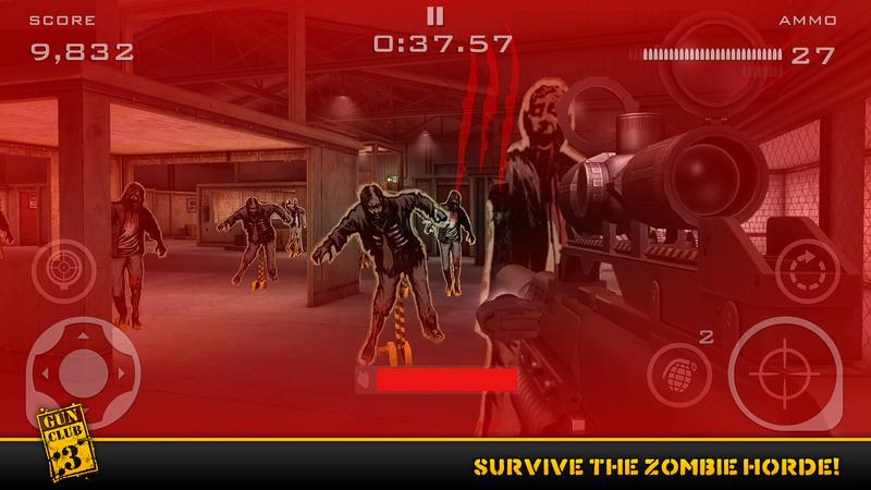 Gun Club 3 Virtual Weapon Sim Android