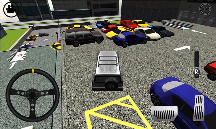 Parking Madness Android