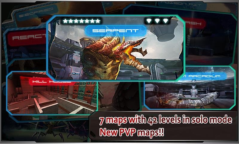 Star Warfare:Alien Invasion для Android