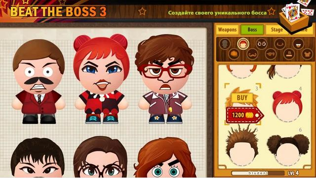 Игры На Андроид Beat The Boss 3