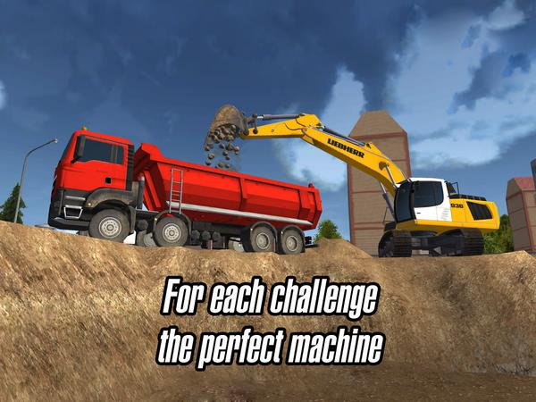 Construction Simulator 2014 на Андроид