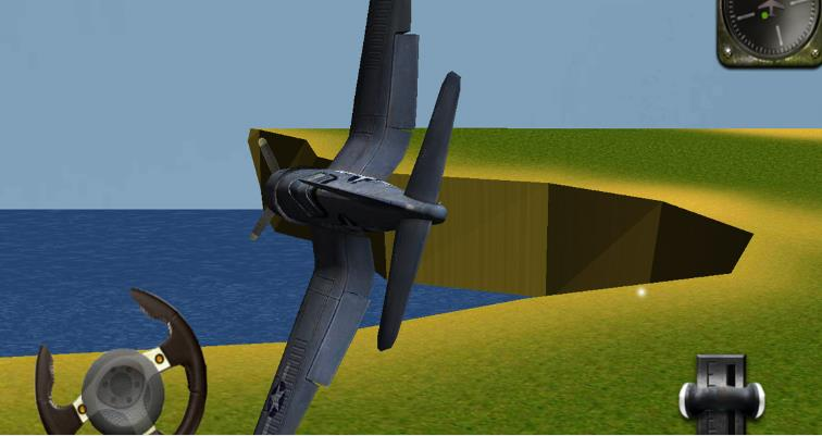 World War Two 3D flight sim