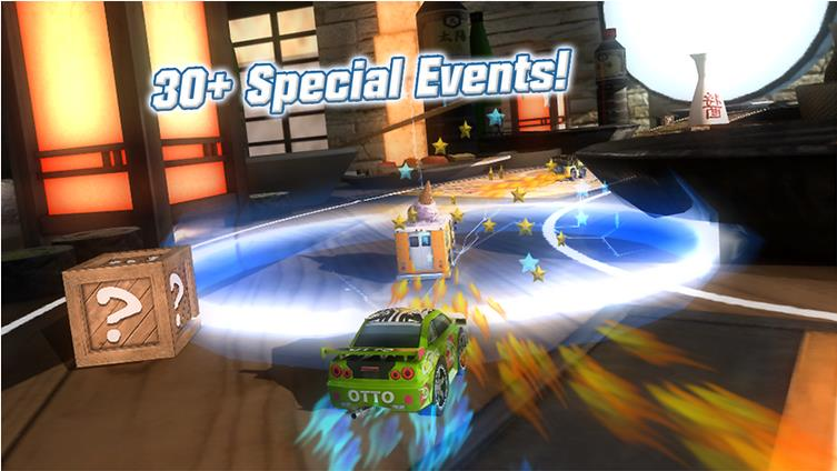Table Top Racing на Андроид