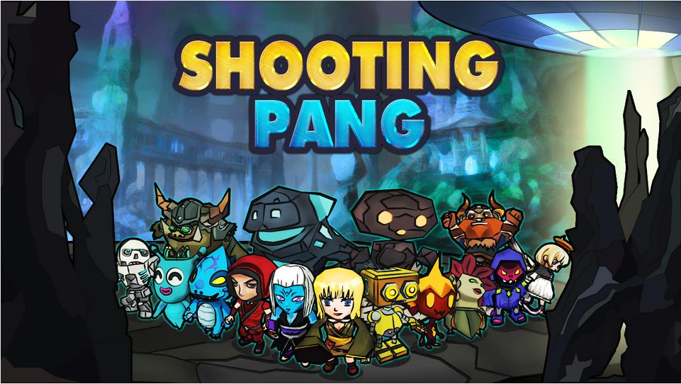 Shooting Pang на Андроид
