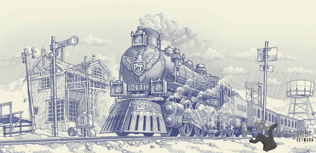 Paper Train Reloaded на Андроид
