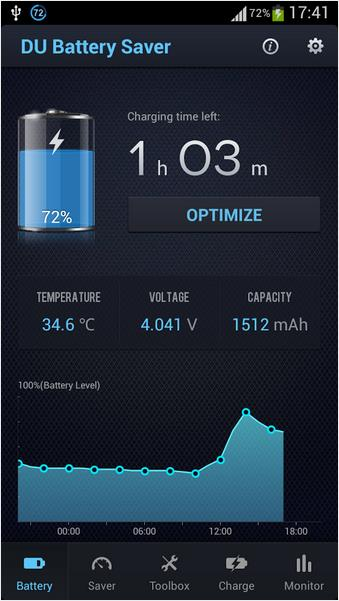 DU Battery Saver & Widgets