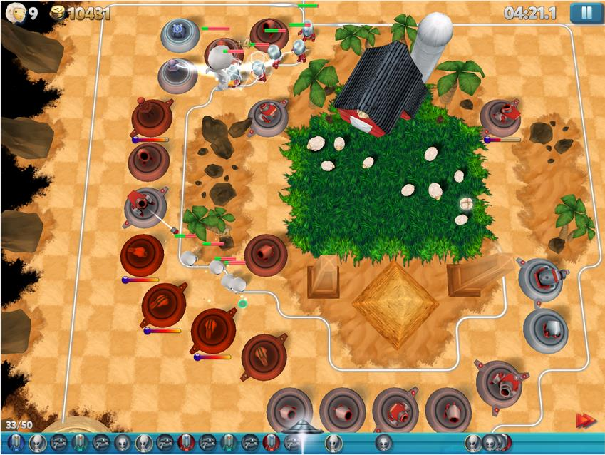 TowerMadness 2 для Android