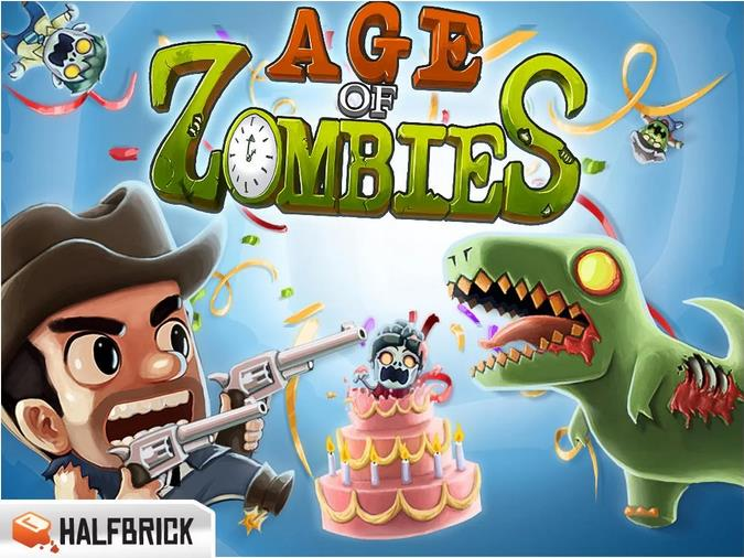 Age of Zombies Lite на Андроид