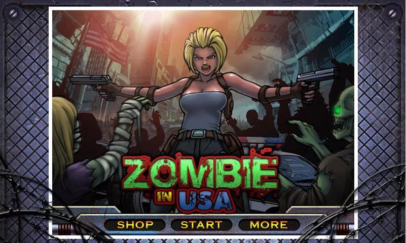 Игра Kill Zombies Now для Андроид