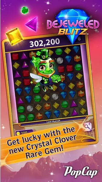 Bejeweled Android - YouTube