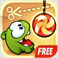 Cut the Rope FULL FREE – забавный монстр Ам Ням
