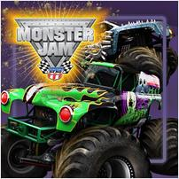 MonsterJam – безумные гонки на джипах