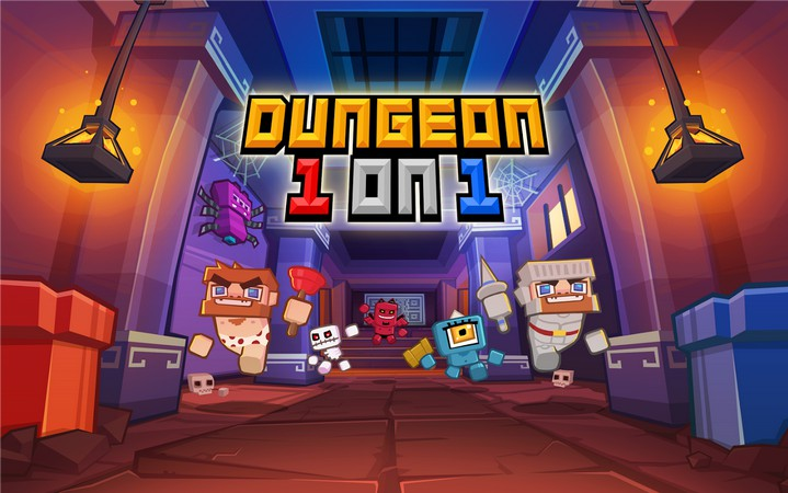 Dungeon 1 on 1 для Android