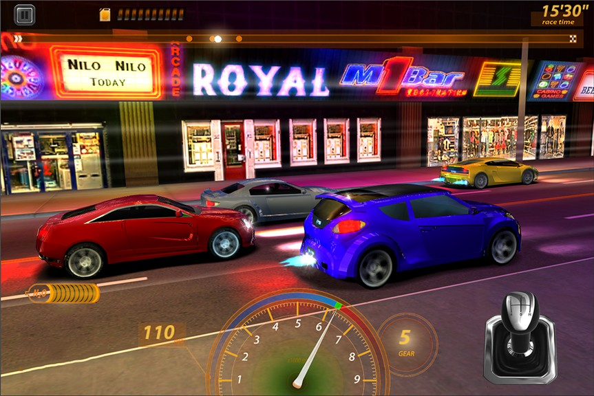 Car Race для Android