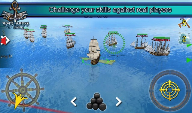 Warships Online для Android