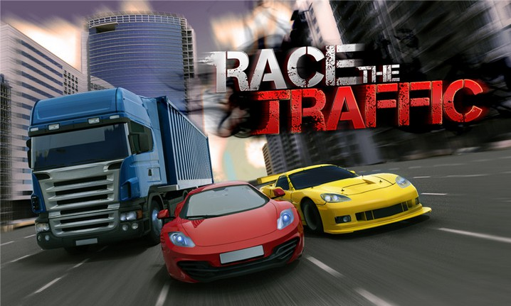 Race The Traffic