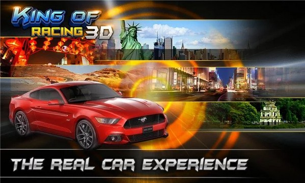 KING OF RACING 3D