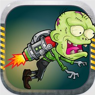 Crash Test Zombie — зомби раннер