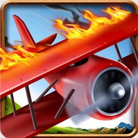 Wings on Fire — 3D раннер