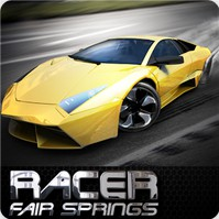Racer: Fair Springs — интересные гонки