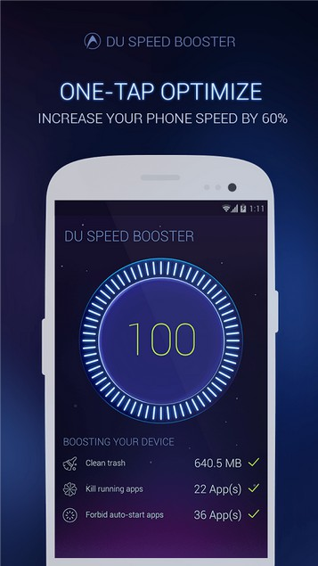 DU Speed Booster (Cleaner)