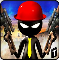 Stickman Sniper Shooting 3D — снайперщик
