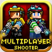 Pixel Gun 3D (Pocket Edition) — онлайн шутер в стиле Minecraft
