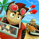 Beach Buggy Racing — новые 3D гонки