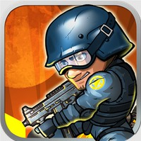 SWAT and Zombies Runner — экшн-ранер