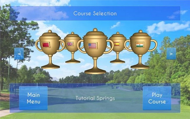 Tilt Golf: Online Tournament