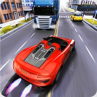 Race the Traffic Nitro — 3D гонки