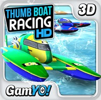 Thumb Boat Racing — водные гонки