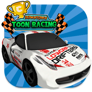 Downtown Toon Racing — гонки