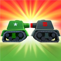 Bumper Tank Battle — танчики