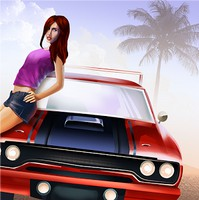 Miami Racing: Muscle Cars — новые гонки