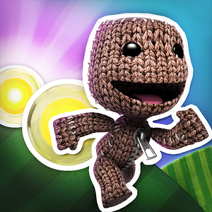 Run Sackboy! Run! — раннер
