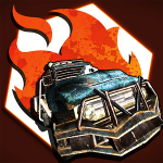 Scorched - Combat Racing для Android