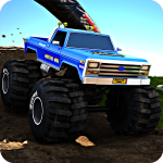 Игра Hill Climb Racer Dirt Masters для Android