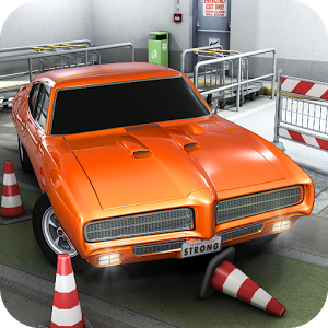 Parking Reloaded 3D — парковка