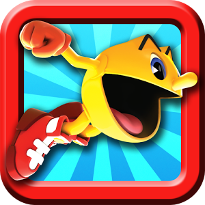 PAC-MAN DASH! — раннер