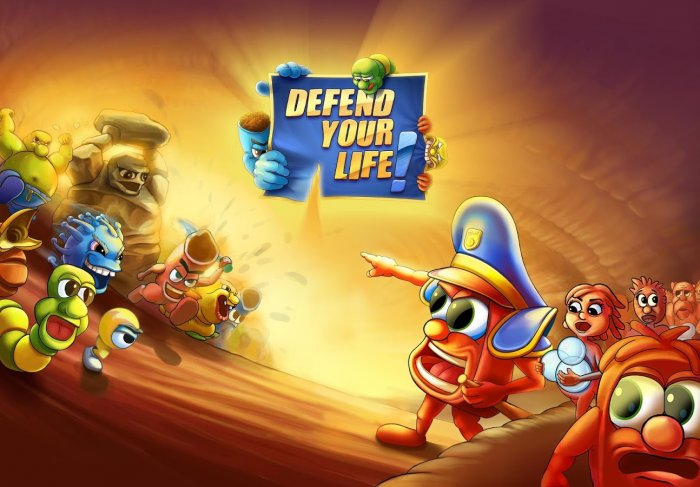 Defend your life!