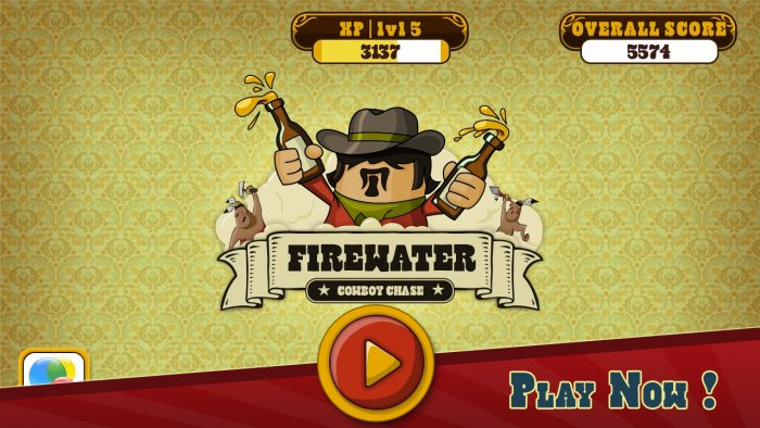 Firewater Cowboy Chase