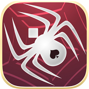 Spider Solitaire+ — пасьянс на Андроид