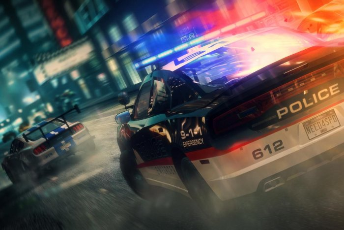Need for Speed — новые гонка от EA