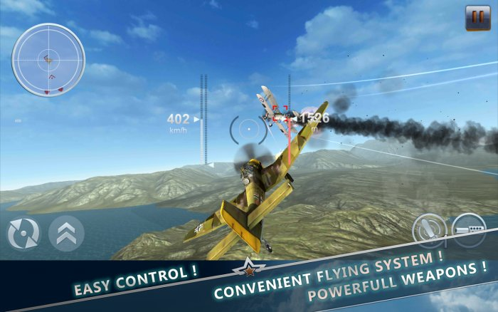 Air Craft Battle Combat 3D