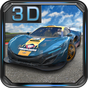 High Speed 3D Racing – кольцевые 3D гонки